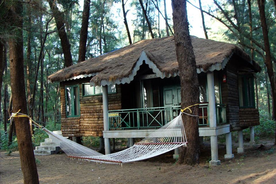 bungalow de jardin habitable