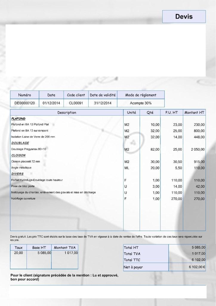 coût construction maison neuve 100m2