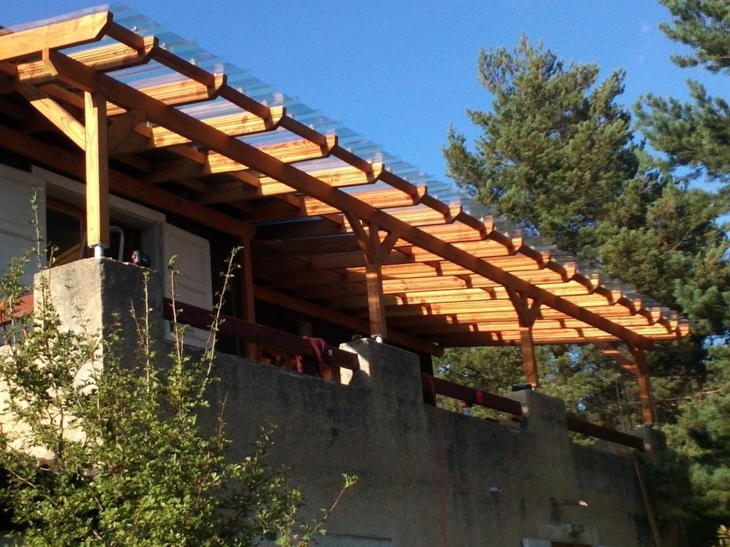 couverture terrasse polycarbonate