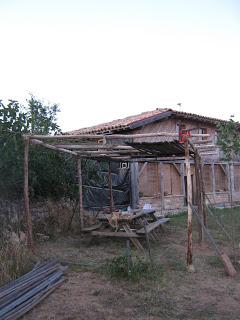 pergola pvc terrasse