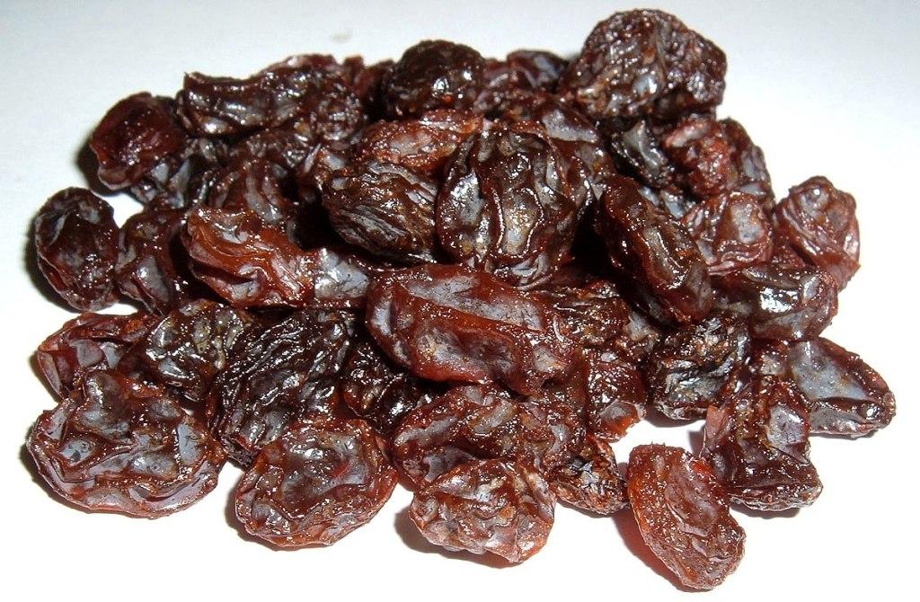 raisin variétés