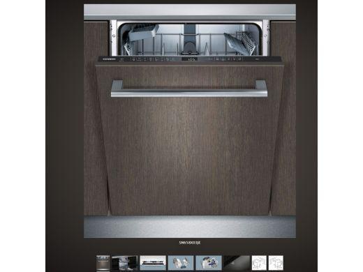 lave vaisselle integrable siemens sn658x03je