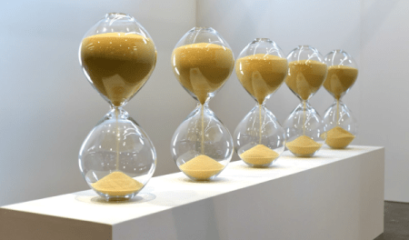 "alt="" photo oeuvre the hourglasses by mehdi georges lahlou"""