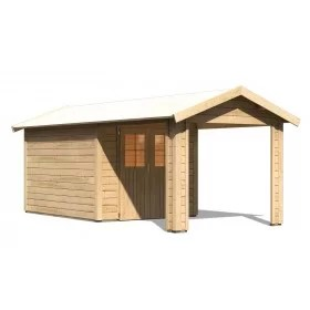 abri de jardin avec terrasse achat