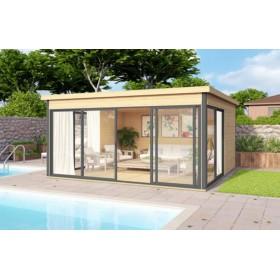 pool house abri piscine ou pool house