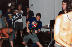 Dead Season at the Eagles Lodge, Grand Haven, Michigan. July 5th 1999. Photo courtesy of Brian Galindo.