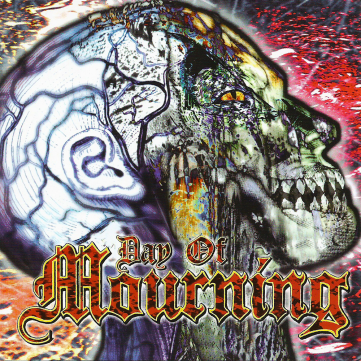 """UP004CD - Day of Mourning """"Reborn as the Enemy"""" (1998)"""