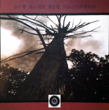 """One Eyed God Prophecy 12"""" LP, first pressing on The Great American Steak Religion, 1996"""