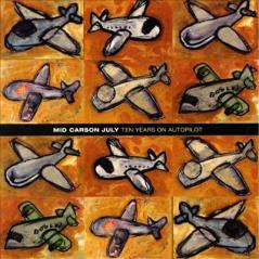 "WR-008 Mid Carson July - Ten Years On Autopilot 12"", 1999"