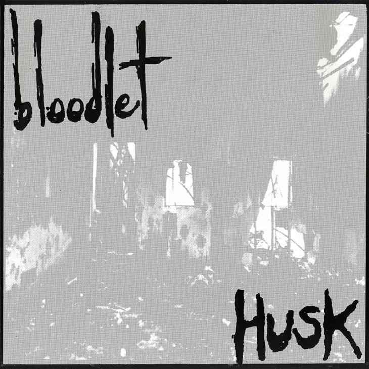 """Structure Records #4 - Bloodlet """"Husk"""""""
