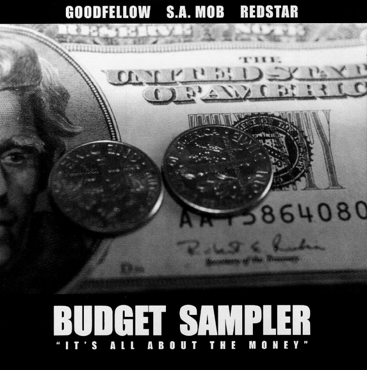 "RSR007 - ""It's All About the Money"" Budget Sampler compilation, 2001"