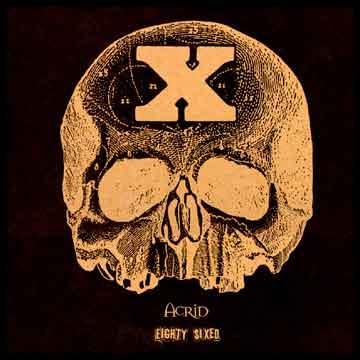 """""""Eighty-Sixed"""" vinyl reissue, No Idea Records, January 2000"""