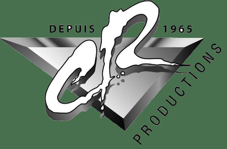 C.R. Productions (Les Productions C.R.) logo