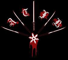 A Taste for Blood logo during the promo 2004 era.