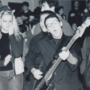 Matt Prisk when Ellington performed at the Lions Club Hall in 2001. Photo courtesy of Ryan Hook
