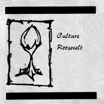 """Culture / Roosevelt split 7"""" (First press, May 1995, Intention Records)"""