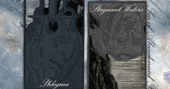 "Phlegma & Stagnant Waters ""Sea of Abandoned Polaroids"" split. Released August 24th 2009 on Abridged Pause Recordings (APR2)."