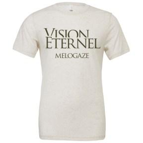 """""""Vision Éternel Melogaze"""" Men's T-Shirt - Jeremy Roux Design"""