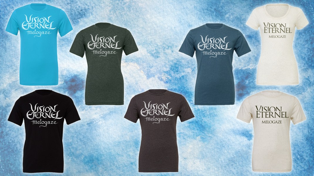 Vision Éternel Releases T-Shirts And Stickers