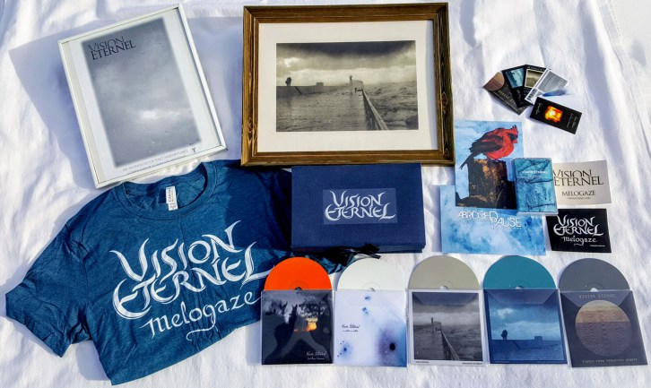 "Vision Éternel's ""An Anthology Of Past Misfortunes"" Boxed Set Premiere Giveaway Package"