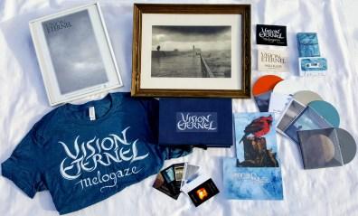 "Vision Éternel's ""An Anthology Of Past Misfortunes"" Boxed Set Premiere Giveaway Package"