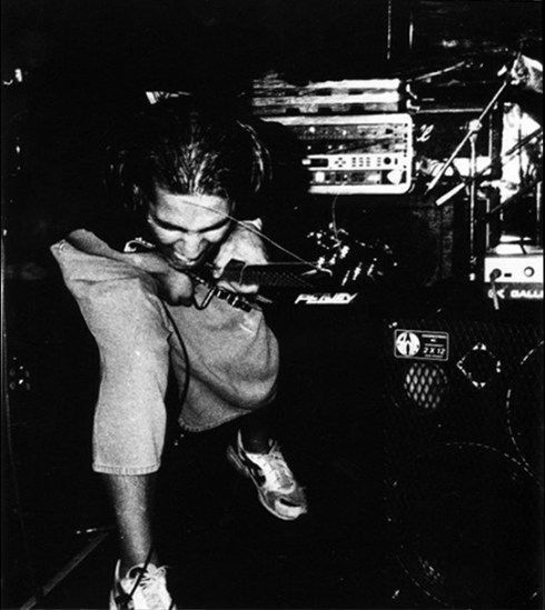 Bird of Ill Omen live in 1997