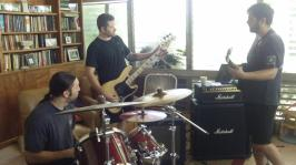 Bird of Ill Omen practicing for the first time in fourteen years on August 20th 2012