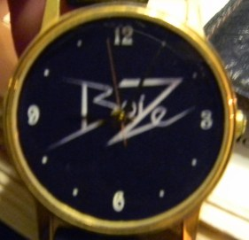 Limited edition Boize watch, spring 1990