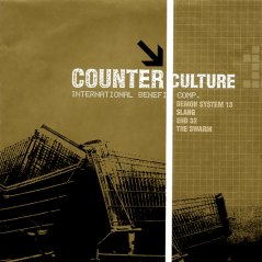 """""""Counter Culture"""" compilation, Coalition Records, spring 2000"""