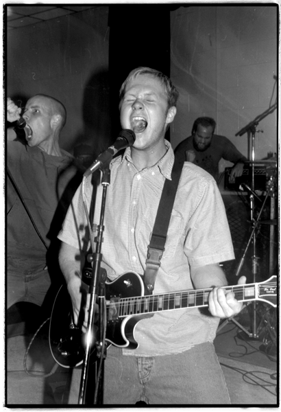 Dead Season at the Michigan Fest. Knights of Columbus Hall in Wayne, Michigan. March 27th 1999.