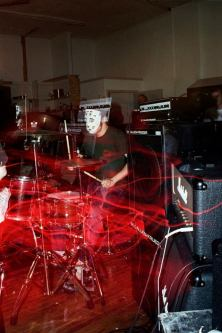 The Swarm at the Upstate Skate Loft, April 30th 1998. Photo courtesy of Mark Miller.