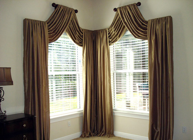 window curtains design length with