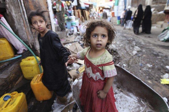 Capitalismo e militarismo são ingredientes fatais: Quase 800 milhões passam fome no mundo