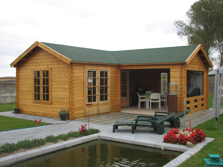 Quel Type De Fondation Chalet De Jardin Blog Chalet Center