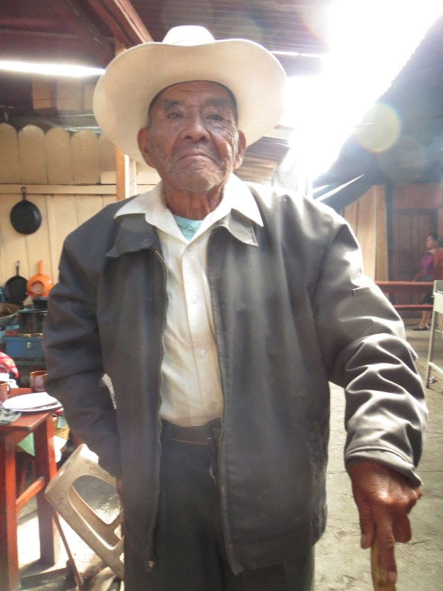 A Guatemalan cowboy - a man after my own heart!