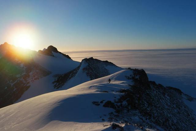 life on antarctica