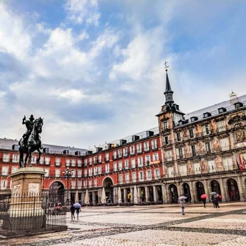 2 Days in Madrid | Itinerary + MUST SEE Madrid Attractions