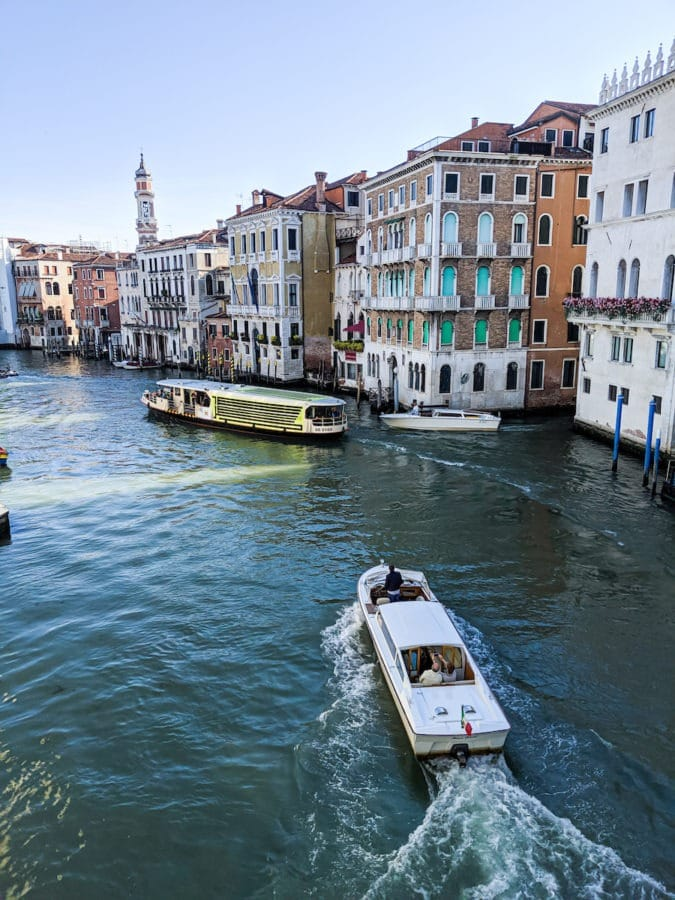 venice to marco polo airport