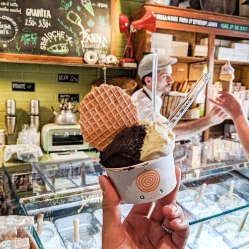 best gelato in florence