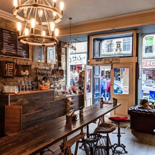 Best Edinburgh Coffee Shops and Cafes | TOP 5