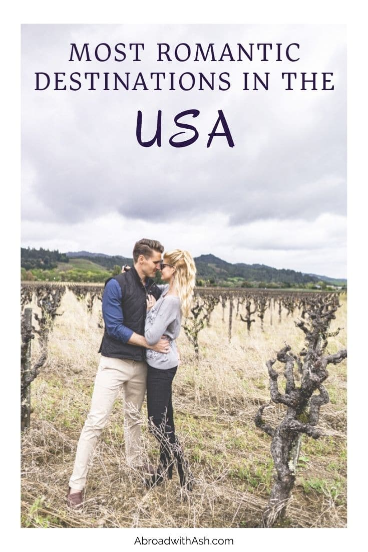 most romantic cities in the us