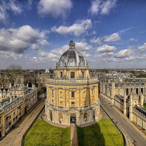 visit Cambridge or Oxford