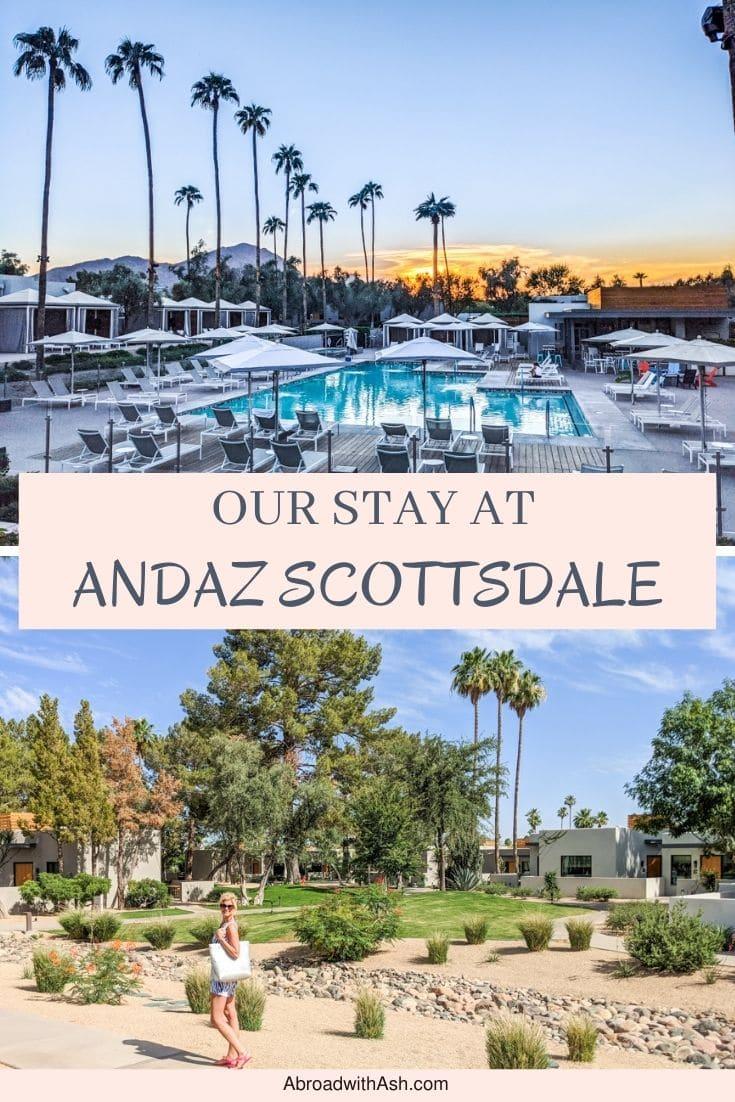 andaz scottsdale hotel