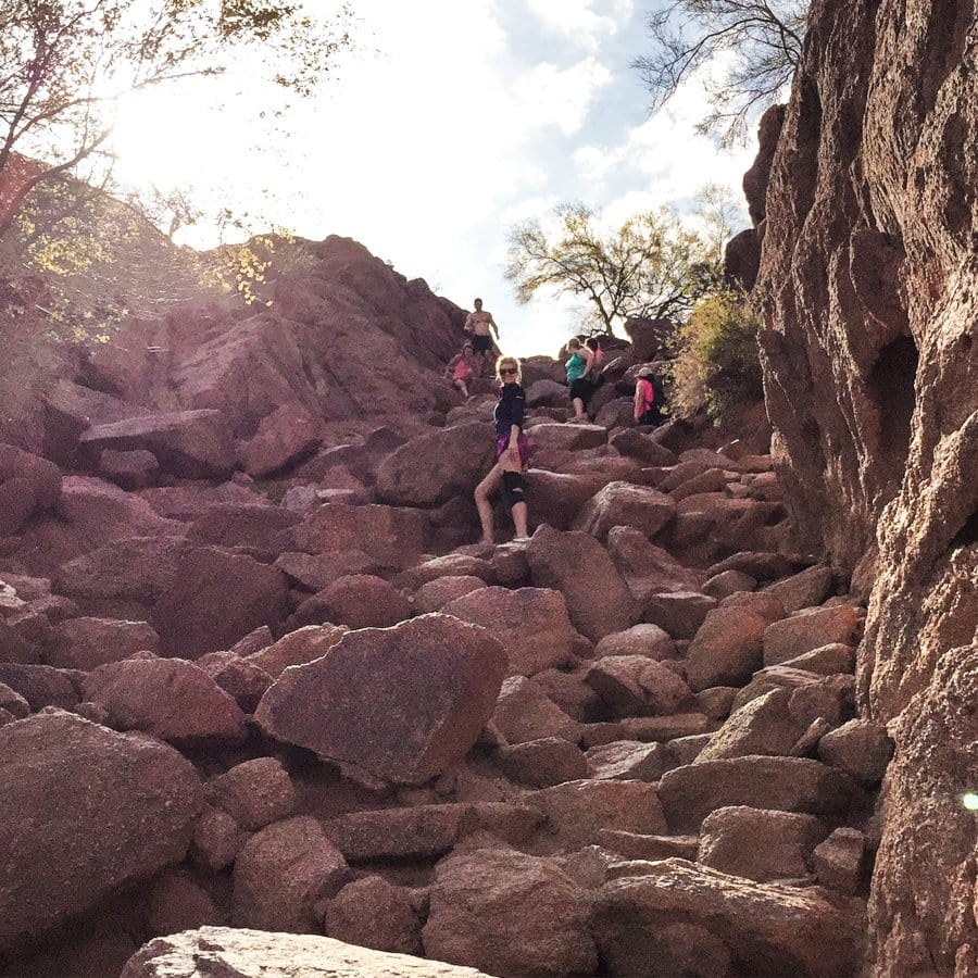 Scottsdale hikes