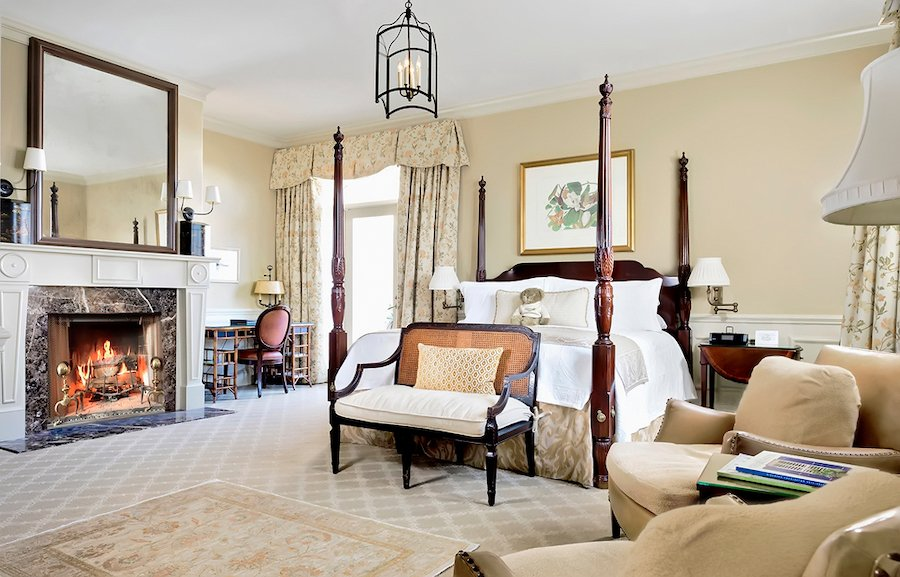 Romantic hotels in Charleston South Carolina