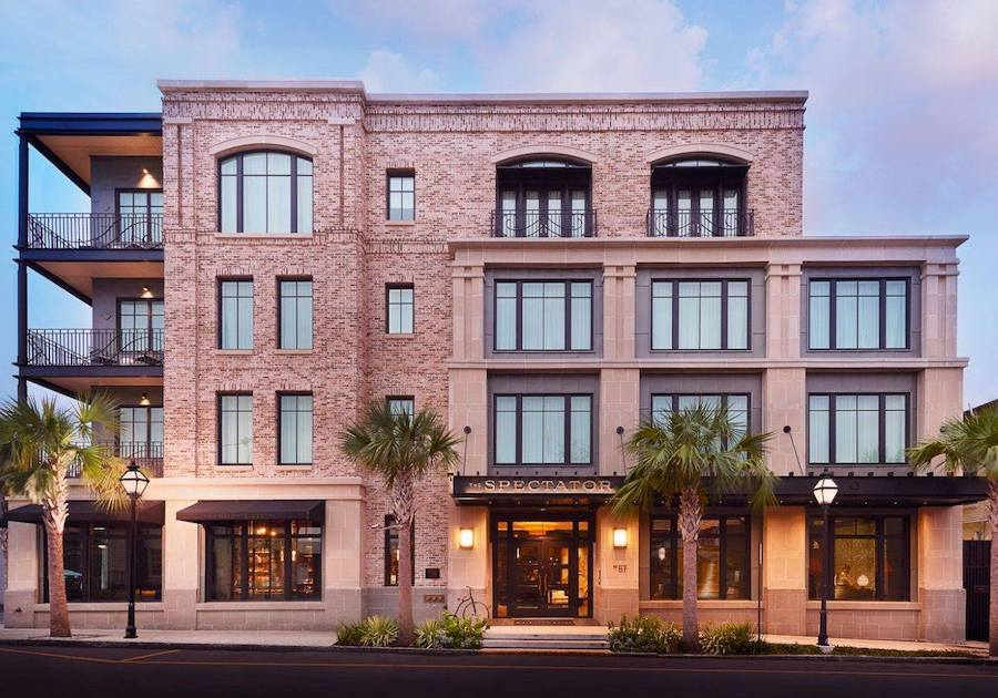 luxury hotels in charleston sc