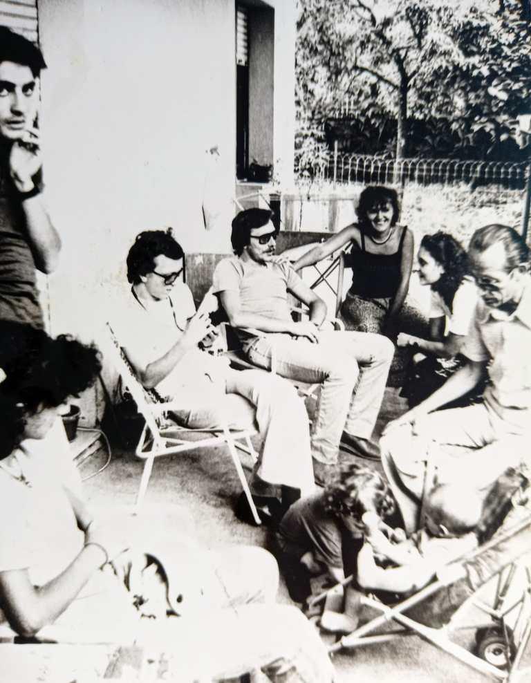Dialogo tra l'autore Remo Rapino e sua figlia Piera su Vita, morte e miracoli di Bonfiglio Liborio