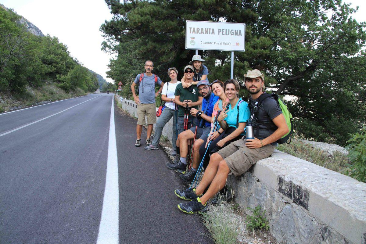 Sentiero Abruzzo