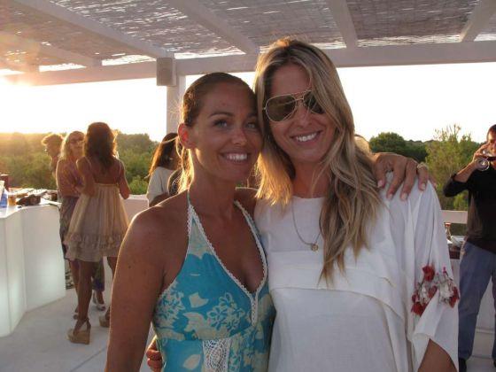 Vacanze a Formentera per i nostri Vip La Santarelli si