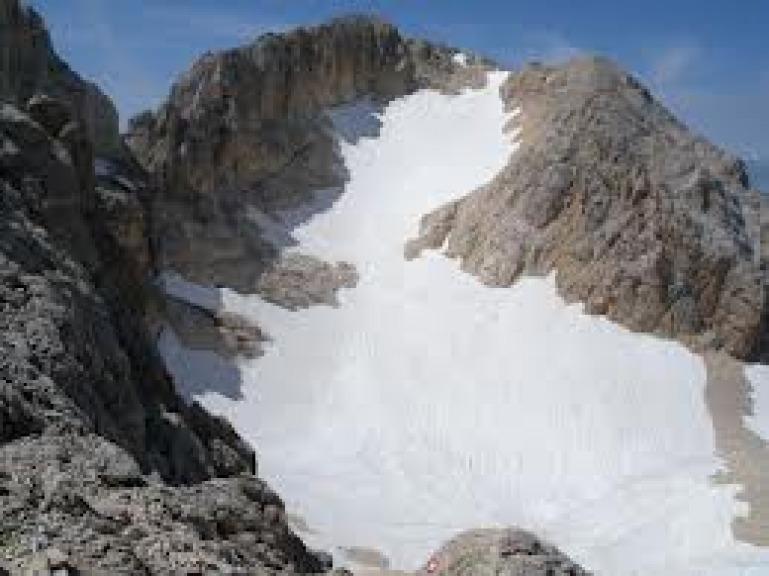 Catasto Ghiacciai il Calderone diventa glacionevato  Ambiente LAquila  Abruzzo24ore